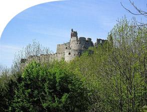 Obrázok Plavecký hrad