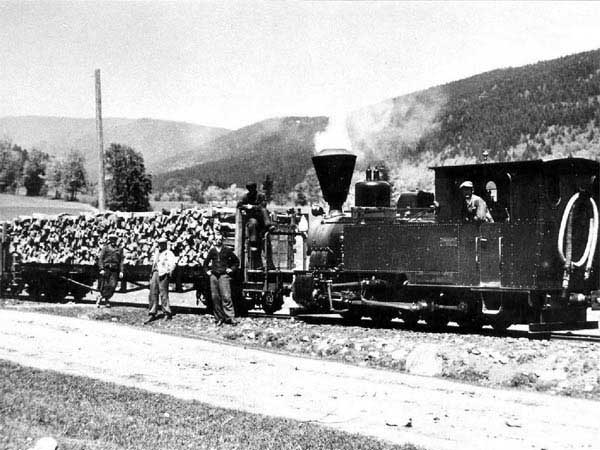 Obrázok Historická železnica