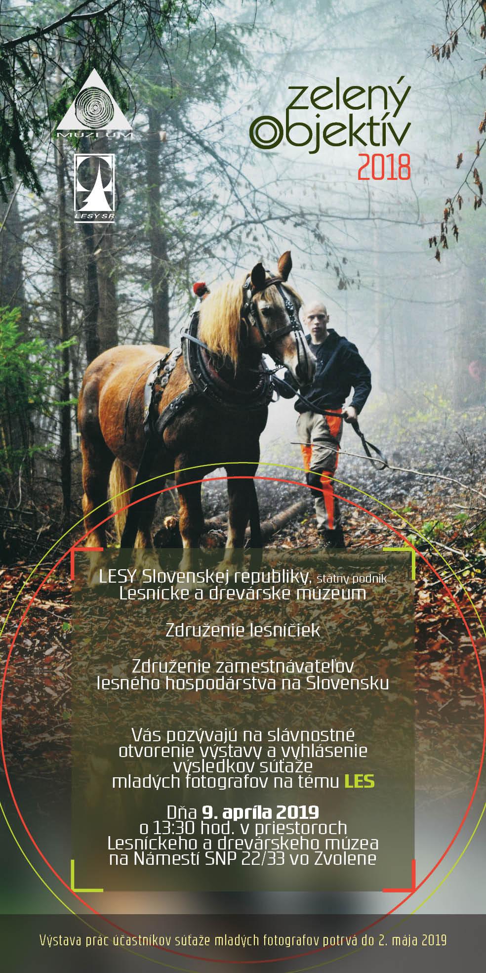 42034e0c87fd9 Výstava fotografií Zelený objektív | LESY SR, štátny podnik